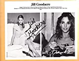 Jill Goodacre-signed photo-22 coa