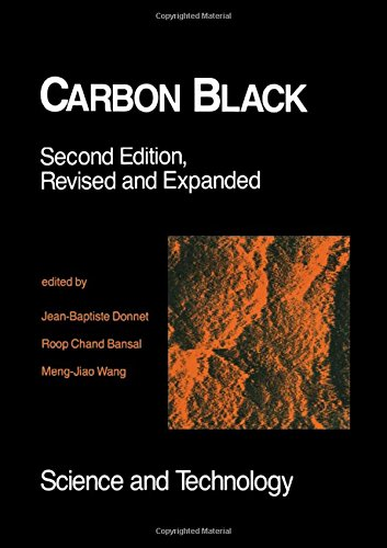 Jean Marcel Limited Edition - Carbon Black: Science and Technology, Second Edition