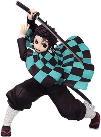 Demon Slayer Kimetsu no Yaiba Kamado Tanjirou PVC Figure Statue Model No Box