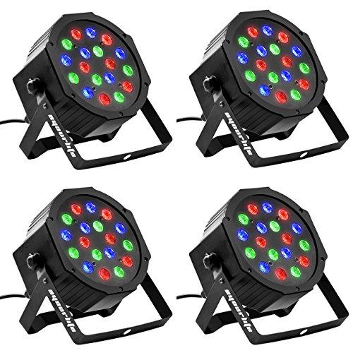 54w led par light - 3