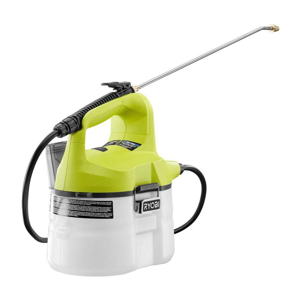 Ryobi ONE+ 18-Volt Lithium-Ion Cordless Chemical Sprayer - (Battery and Charger Not Included) - P2800A