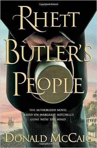 Image result for rhett butler's people