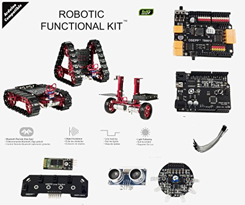 Price comparison product image Robotic Functional Kit