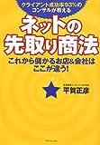 「ネットの先取り商法―これから儲かるお店&会社はここが違う!」平賀 正彦