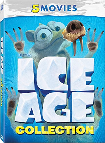 Ice Age 5-Movie Collection (Animated Movie Collection)