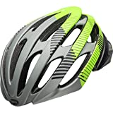 Bell Stratus MIPS Cycling Helmet - Bluster Matte Gray/Black/Green Small