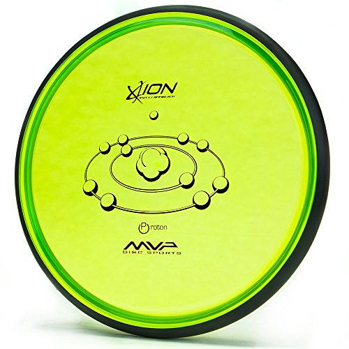 MVP Disc Sports Proton Ion Disc Golf (170-175grams / Colors May - Disc Putter Golf