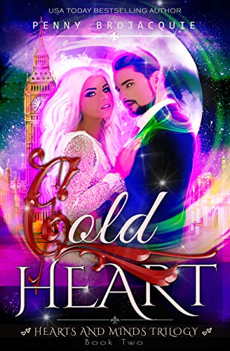 Cold Heart: A Paranormal Cozy Romance (Hearts and Minds Trilogy Book 2) by [BroJacquie, Penny]