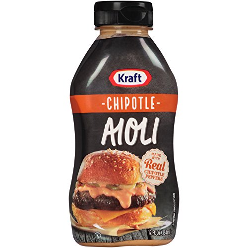 Kraft Chipotle Aioli (12 oz Bottle)