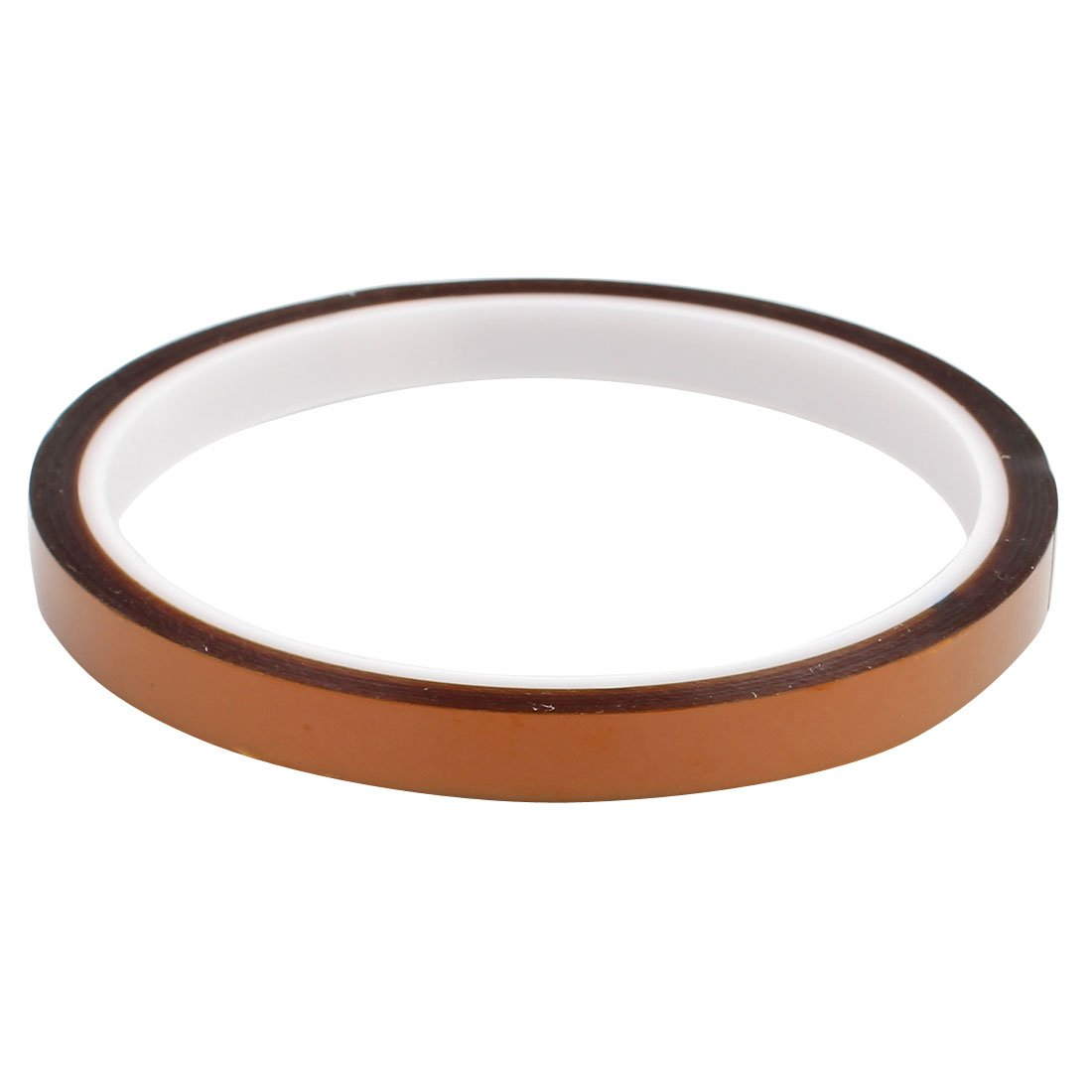 sourcing map 2Pcs 8mm Width High Temperature Heat Resistant Polyimide Tape