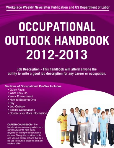 Occupational Outlook Handbook 2012-2013 E-pub Edition Pdf