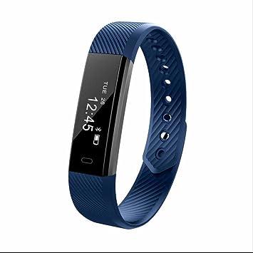 Reloj Inteligente Actividad Rastreador,Reloj Inteligente Diseño elegante,Recordatorio de llamada SMS,Recordatorio