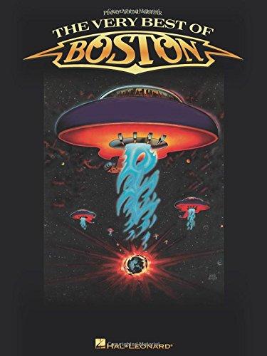 Boston Sheet Music - The Very Best of Boston