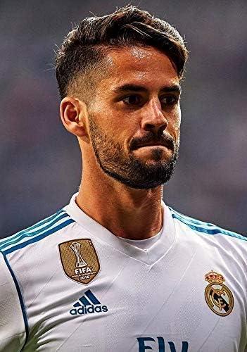 Desconocido ISCO Real Madrid España la Liga Fútbol Póster 10949 ...