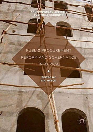 Public Procurement Reform and Governance in Africa (Contemporary African Political Economy) by Palgrave Macmillan
