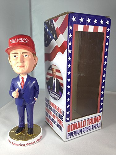 MIA 2 Donald Trump Make America Great Again Limited Edition Bobblehead