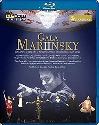 Amazon.com: The Mariinsky II Opening Gala 2013 [Blu-ray ...