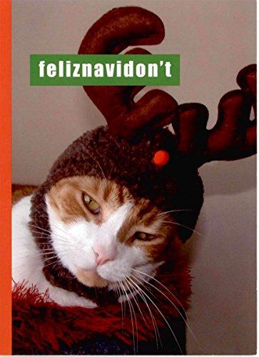 Feliznavidon't Holiday Boxed Cards (Cheezburger I Christmas Has)