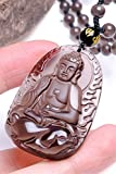 Generic Pig opening of natural ice kinds of obsidian is a Pig Amitabha Buddha pendants patron natal jade necklace Body