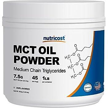 Amazon Com Quest Nutrition Mct Powder Oil 0g Net Carbs 0g Sugar