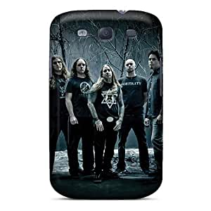 Great Hard Phone Cases For Samsung Galaxy S3 (zye16230ZrXR) Unique Design Stylish Cannibal Corpse Band Series