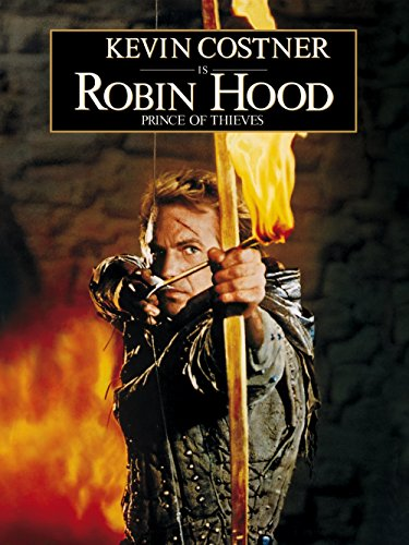 DVD : Robin Hood: Prince of Thieves