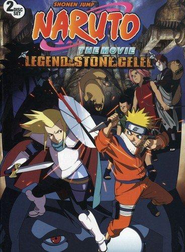 Naruto the Movie 2: Legend of the Stone of Gelel Reino Unido ...