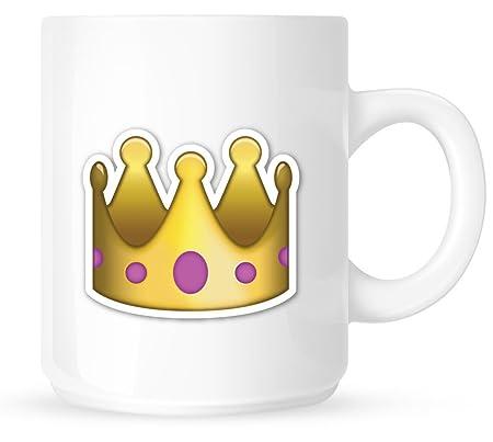 princess queen crown diva - Emoji Emoticon smiley rude funny