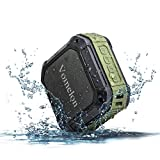 Bauhn Bluetooth Speaker Best Deals - Bluetooth Speaker, Wireless Portable Waterproof Speaker with 6-12 Hours Playing time for Shower / Outdoor /Fishing /Beach Party