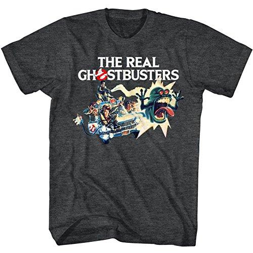 Pour Ghostbusters De Homme Télévisée Classics Chase Vraie American Voiture Série Tee shirt na17w6qx