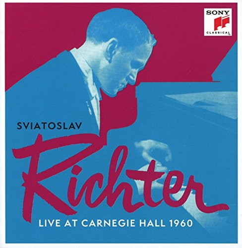 Price comparison product image Sviatoslav Richter Live at Carnegie Hall