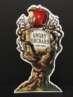 Angry Orchard Signature XL Decal Sticker (1) - Signature Decal Set