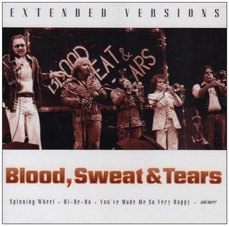 Extended Versions: Blood Sweat, Tears: Amazon.es: Música