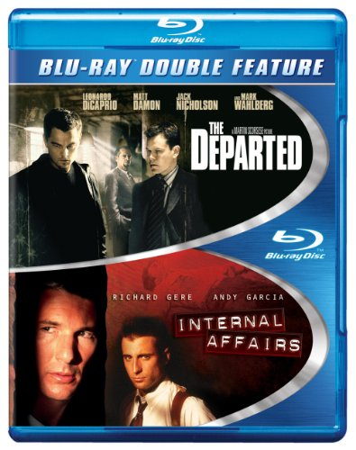 Internal Affairs/The Departed (DBFE) [Blu-ray]