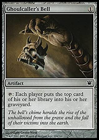 Amazon.com: Magic: the Gathering - Ghoulcallers Bell ...