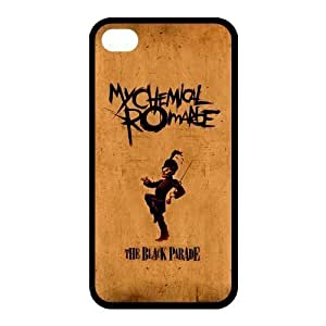 Customize Famous Music Band My Chemical Romance Back Cover Case for iPhone 5c Designed by HnW Accessories