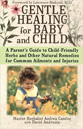 Gentle Healing For Baby And Child A Parent S Guide To Child