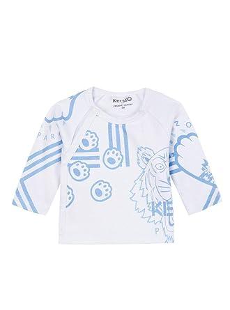 4c62cda54357 Kenzo T-Shirt Edmund Blanc  Amazon.fr  Vêtements et accessoires