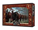 CMON  A Song of Ice & Fire: Tabletop Miniatures Game - Lannister Guards