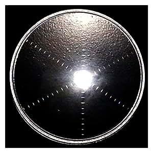 Cablematic - Filtro fotografia para objetivo efecto estrella 6-puntas de 62mm