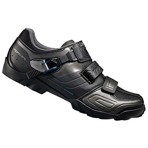Shimano SH-M089 Cycling Shoe - Men's Black, 47.0