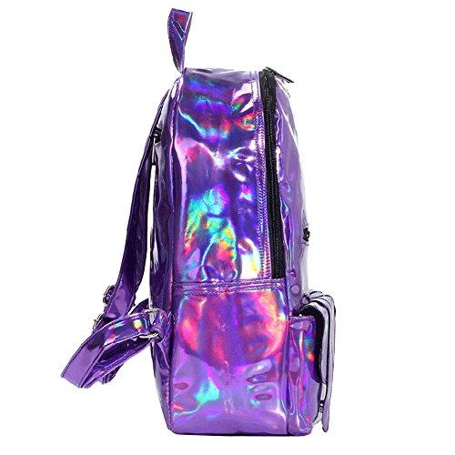 Pour Pourpre L'épaule bag Violet Femme À Sac M Porter 4zwEx