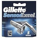 Gillette Sensor Excel Men's Razor Blade