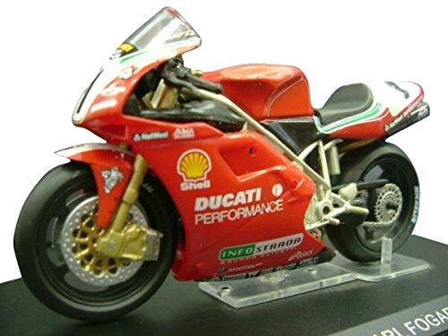 Ixo 1/24 scale bike collection DUCATI 996 1999 Carl - 996 Ducati Bikes
