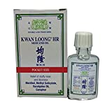 Kwan Loong HR Medicated Oil Pocket Size Relief Of