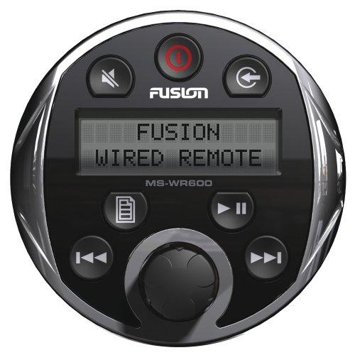 Fusion Wired Remote (FUSION MS-WR600C Marine Wired Remote Control)