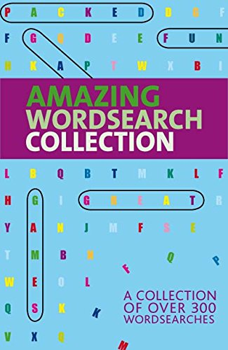 Amazing Wordsearch Collection - Series -