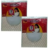 """2-Pack: Pres-On Self-Stick Mounting Board Frame 16"""" x 20"""" Mat 10 1/2"""" x 13 1/2"""" Oval"""