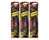 Best Colgate Backpacks For Kids - Colgate Kids Power Toothbrush, Transformers (Colors May Vary) Review