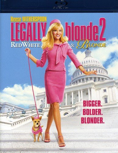 Legally Blonde 2: Red, White & Blonde [Blu-ray]